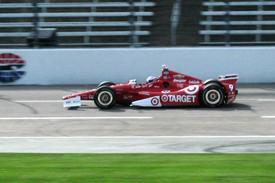 Scott Dixon, Ganassi, Texas IndyCar testing April 2014