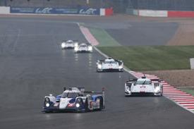 Toyota, Silverstone WEC 2014