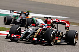 Lotus: Renault gains worth two seconds