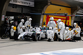 Massa frustrated by bad luck