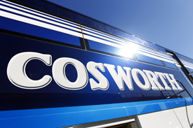 cosworth logo