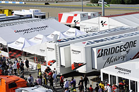 Bridgestone pulls out of MotoGP