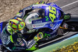 Valentino Rossi, Yamaha, Jerez MotoGP 2014