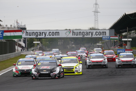 Gianni Morbidelli, Munnich Chevrolet, Hungaroring WTCC 2014