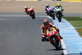 Marquez wants less dominant wins