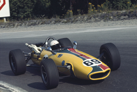 Al Pease, 1969 Canadian GP