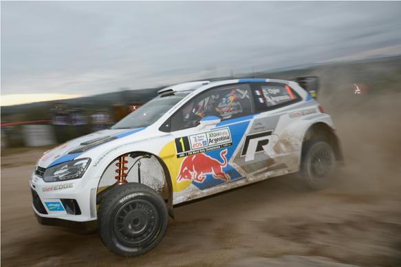 Sebastien Ogier, VW, Argentina WRC 2014