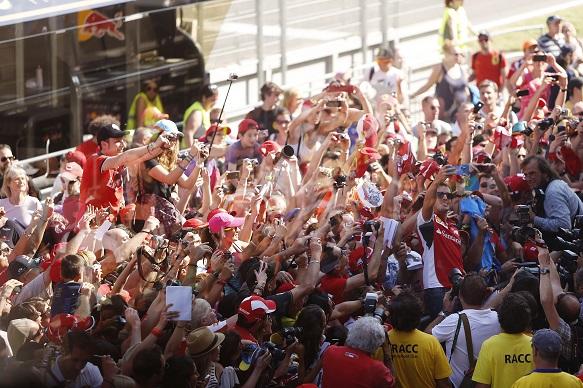 Fernando Alonso, Spanish Grand Prix