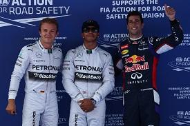 Spanish Grand Prix Lewis Hamilton Nico Rosberg Daniel Ricciardo