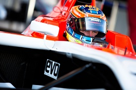 Stoneman takes first GP3 win