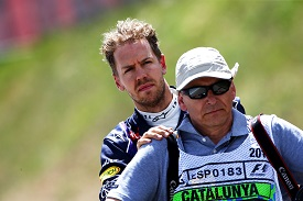 Sebastian Vettel Spanish Grand Prix