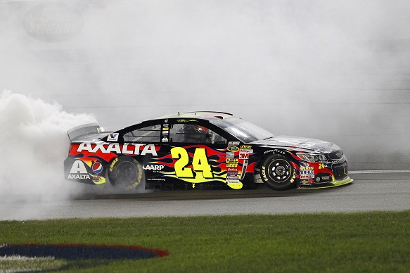 Jeff Gordon, NASCAR