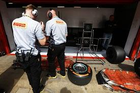Pirelli Spanish Grand Prix 2014