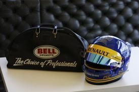 Ericsson Peterson helmet