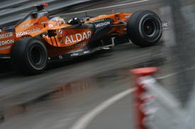 Adrian Sutil, Monaco 2007