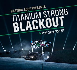 Castrol EDGE Titanium Srong Blackout