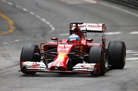 Alonso Ferrari Monaco