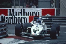Keke Rosberg 1983