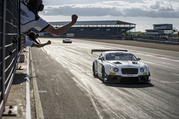 Bentley wins Silverstone BES 2014
