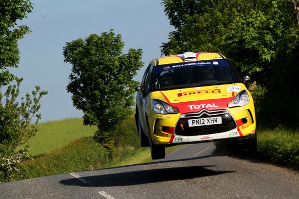 Daniel McKenna, Jim Clark Rally 2014