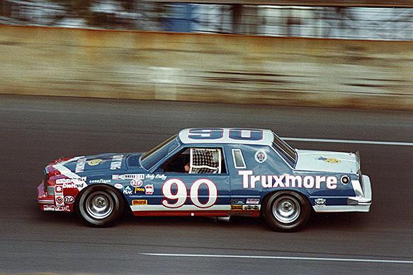 NASCAR team owner Donlave dies