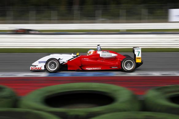 Performance Racing, Hockenheim German F3 2013