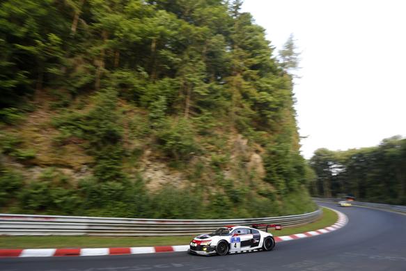 Phoenix Audi wins Nurburgring 24H