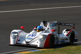 Bacheta gets Greaves ELMS seat