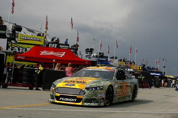 Gilliland nets shock Daytona pole