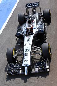 Massa fastest in Silverstone testing