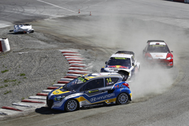 Neuville plans World RX outing