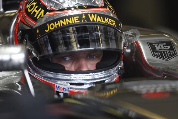 Kevin Magnussen McLaren