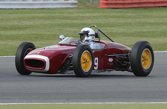 Denis Welch, Silverstone classic