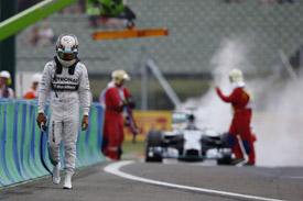 FRIC loss a boost for Hamilton
