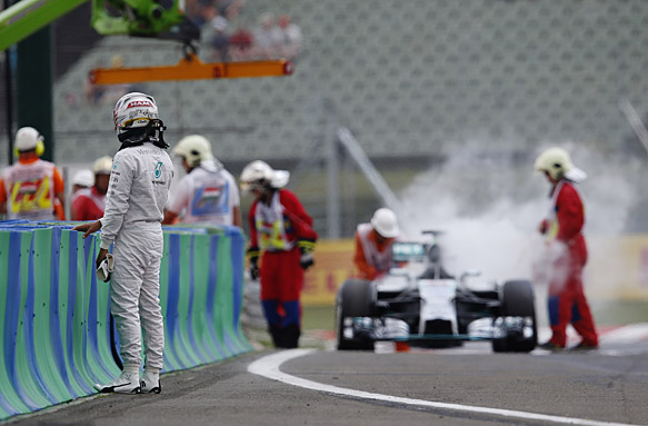 Reliability biggest Mercedes worry