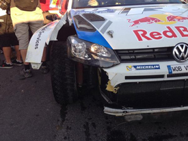 Latvala damage