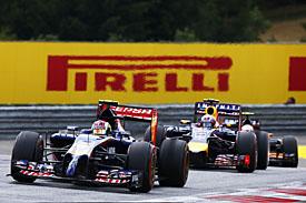 Daniil Kvyat, F1 2014