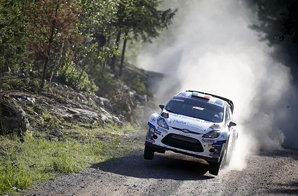Craig Breen, Rally Finland
