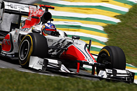 Daniel Ricciardo, HRT, F1 2011
