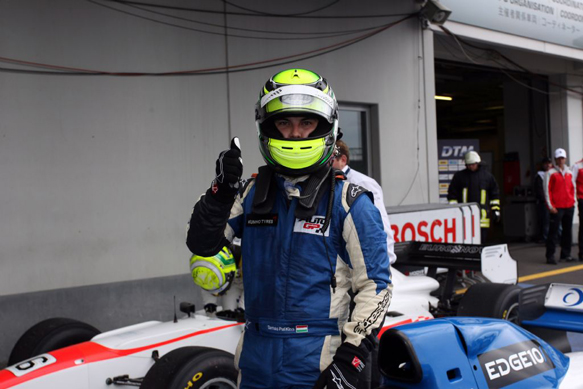 Tamas Pal Kiss wins Nurburgring Auto GP 2014