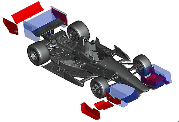 IndyCar could open up aero kit rules