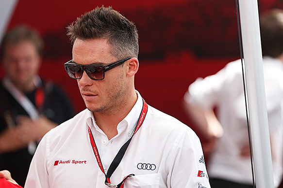 Lotterer replaces Kobayashi