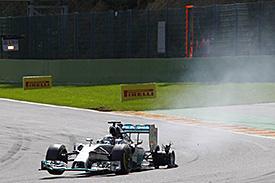 Боссы Mercedes проведут сегодня брифинг с пилотами