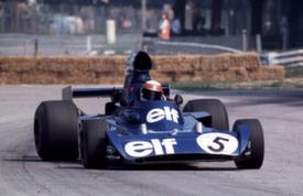 Jackie Stewart, Tyrrell, 1973