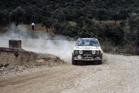 Bjorn Waldegaard, Ford, Acropolis WRC 1979