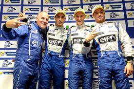 Loeb wins, Signatech takes ELMS title