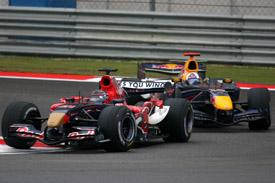 Red Bull has its junior team in Toro Rosso
