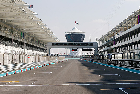 Abu Dhabi extends F1 contract