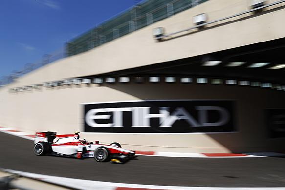 Vandoorne leads GP2 finale practice