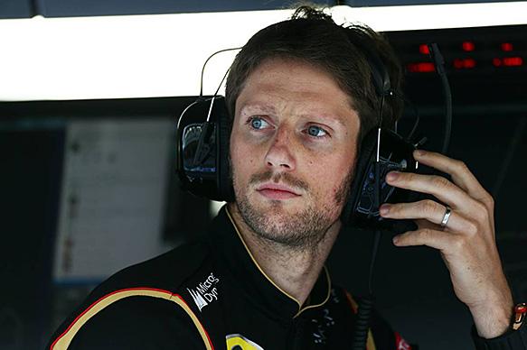 Grosjean gets 20-place grid penalty